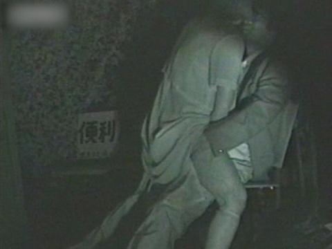 闇の仕掛け人無修正版 公園ベンチの熱愛カップル3 サンプル 無料 動画 画像